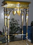 Link to Gold Leaf French Tables project